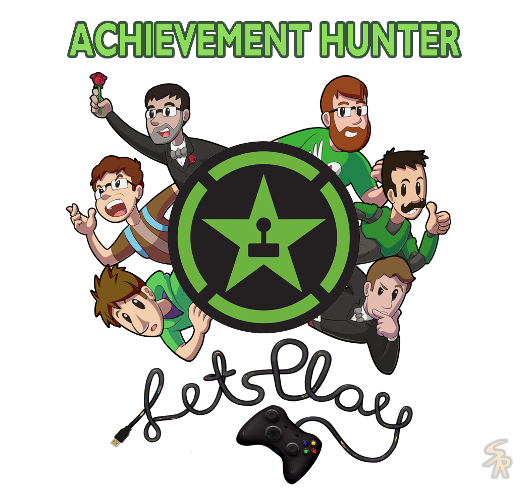 Achievement Hunter Ani...