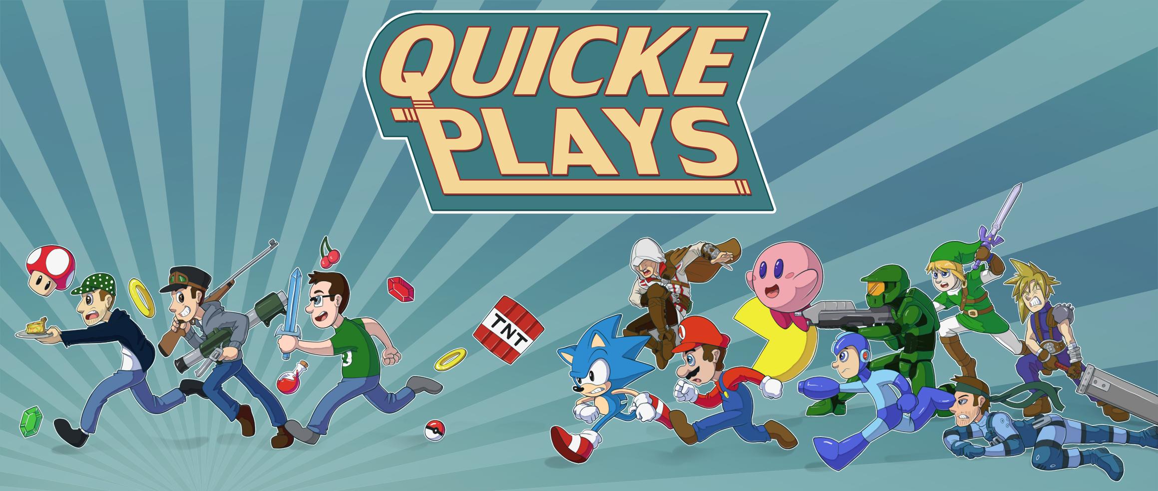 Quicke Plays banner by Sound-Resonance