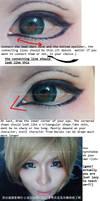 Eye's make up tutorial Part 3