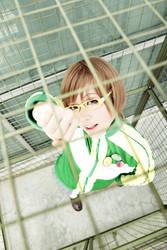 [Persona 4] - Chie Satonako by YukiChristy