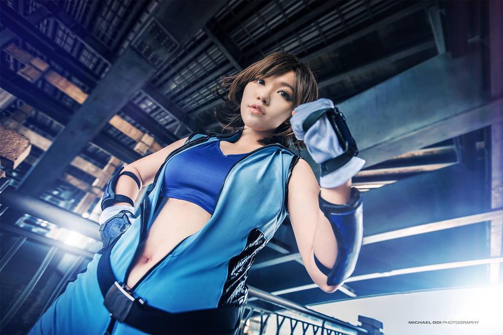 Tekken - Asuka Kazama by YukiChristy