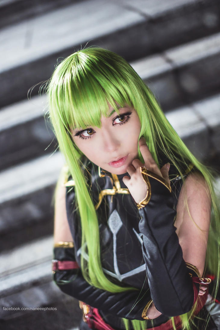 Code Geass - C.C 1 by YukiChristy