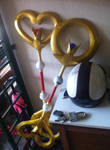Da Qiao 8th Weapon / Pugil Stick / Staff of Hearts