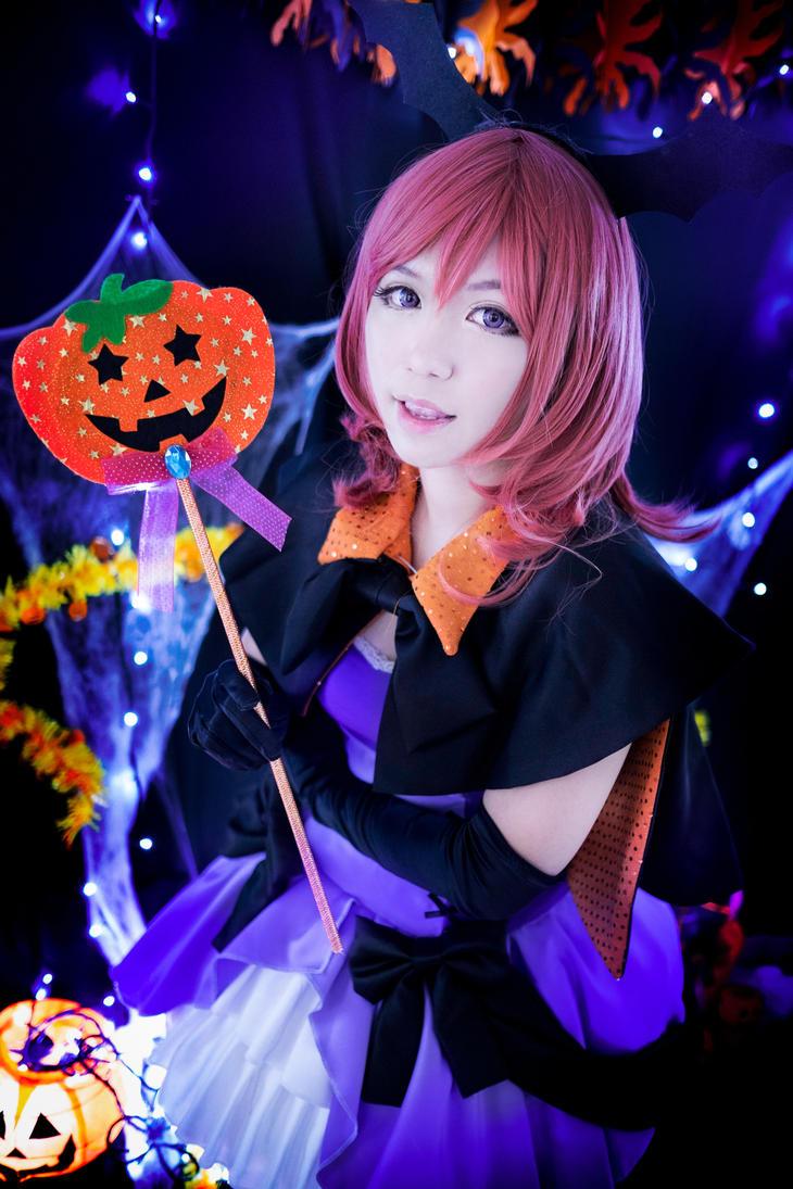 Happy Halloween! by Maki by YukiChristy