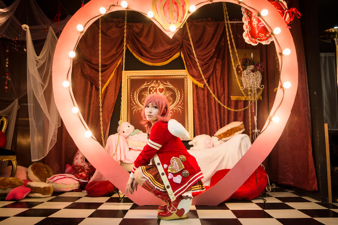 Love Live! Wonderland on Valentines by YukiChristy