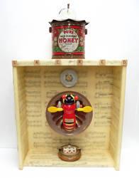 Bee Sacred ( Monsanto Blues ) by wildearthlingboy