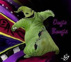 Oogie Boogie by kate15