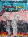 The Misadventures Of Crowley And Squirrel by shankyohaku24
