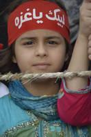 Little Angel - Supporting Gaza by zeshanadeel