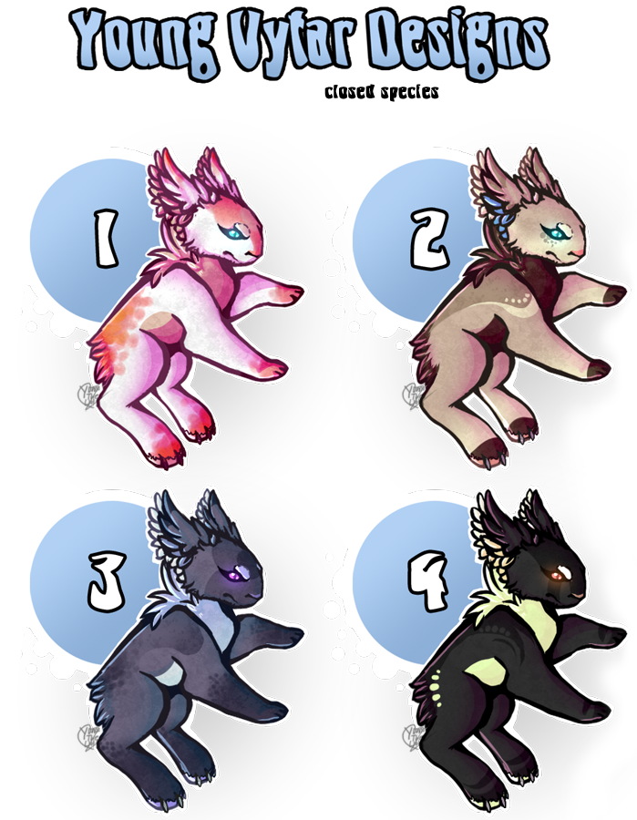 [OPEN] Paypal - Young Vytar Designs by YumiTheWolf