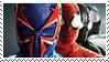 spiderman stamp