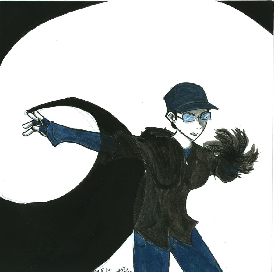 Meister Jazz inks by DIchigo
