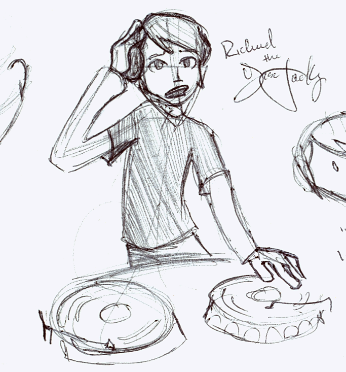DJ Richard III by DIchigo