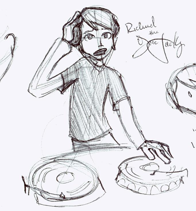 DJ Richard III by DIchigo