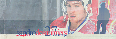 Montréal Canadiens. CHL___Sandro_Desaulniers_S2_by_nux_forever_1