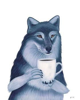 It's A Big Mug Kind Of Morning