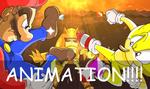 Super Mario Bros Z Reanimated Scene 133 by FlamingInfernoX
