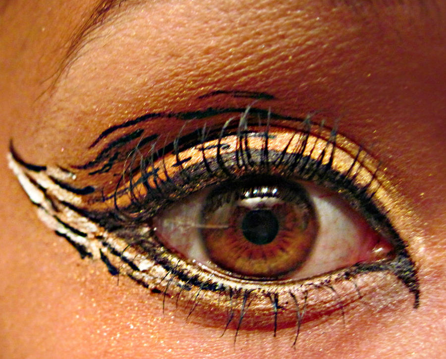tiger makeup on pinterest animal makeup makeup and cat