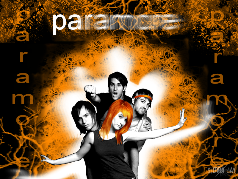 Paramore Wallpaper By SierraJay