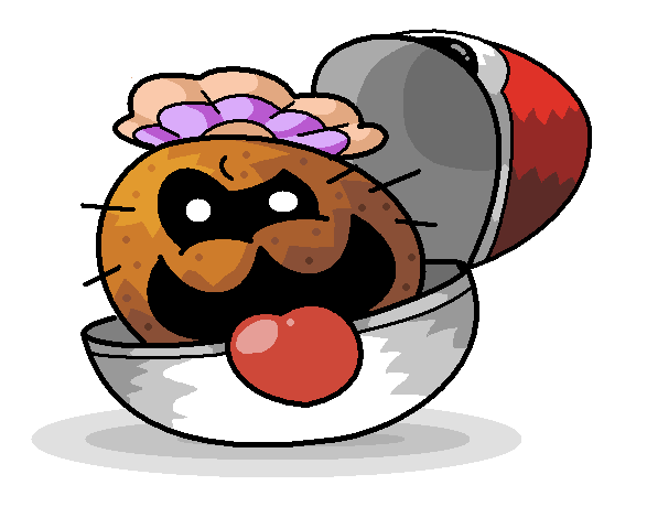 Pokey-Ball by MushroomWorldDrawer