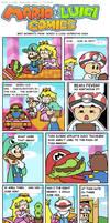 Mario and Luigi Comics: MLSS