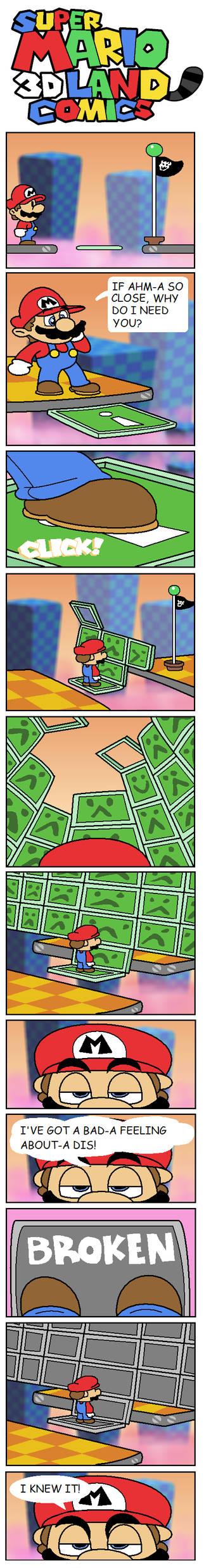 SM 3D Land Comics: Machinery