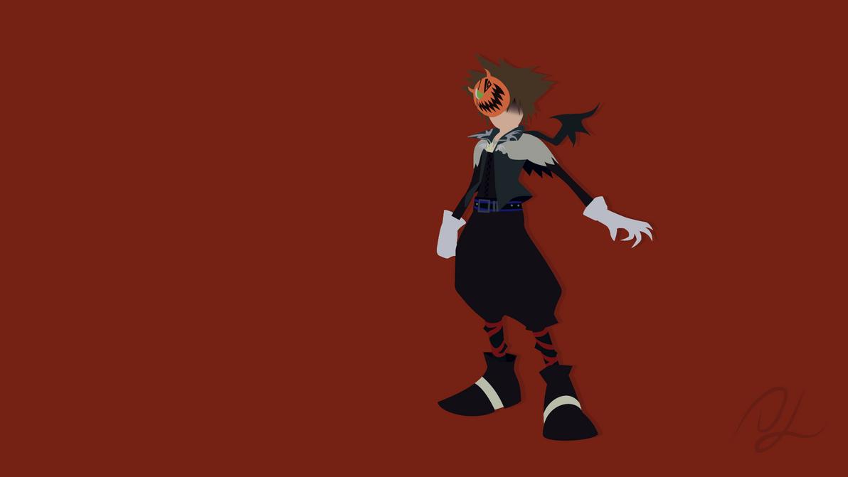 Kingdom Hearts - Sora (Halloween Town) by DisasterMastr on DeviantArt
