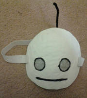 I made a Cry mask by Abi-Chan14