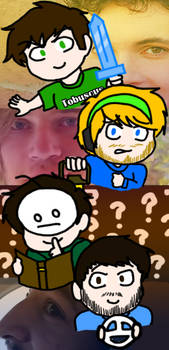 My Top Four YouTube Gamers