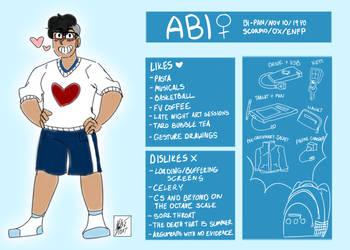 Meet The Artist by Abi-Chan14