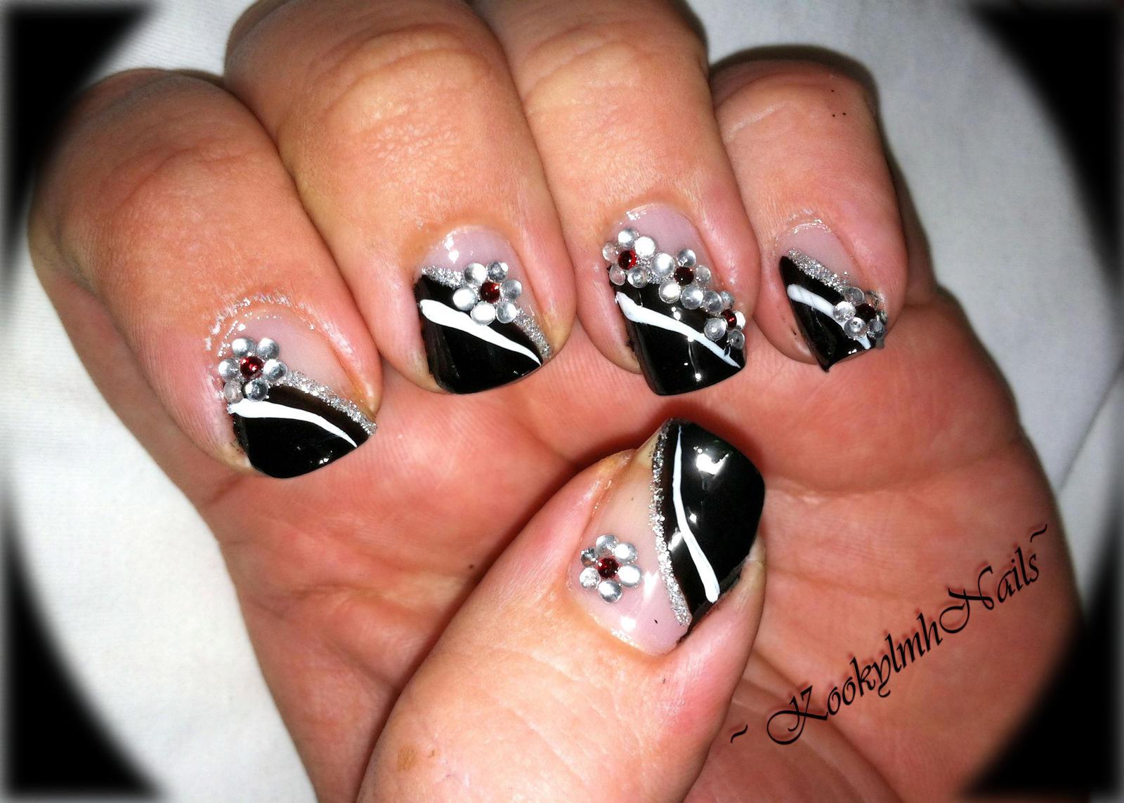 Graduation Nails By Kookylmhnails On Deviantart