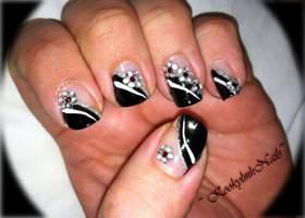 Graduation Nails by KookylmhNails