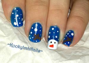 Christmas 2014 - Snowman