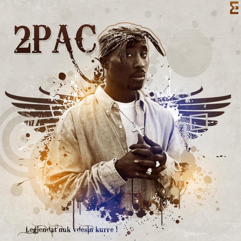 2Pac Legends Never Die's By EmDesignEmd On DeviantArt