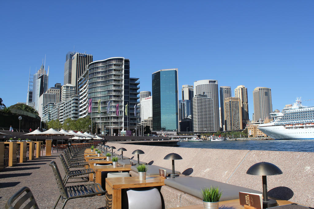 Circular Quay by DansPhotos