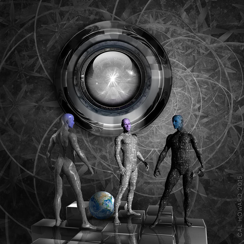 Completing the Human Cycle of Existence by AVAdesign
