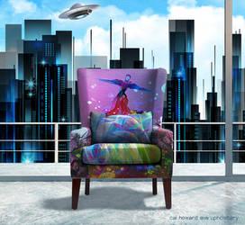 Sci-Fi Sofa