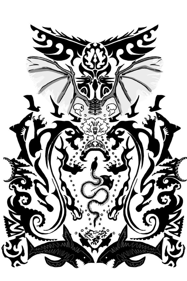 Tattoo by Mariestel