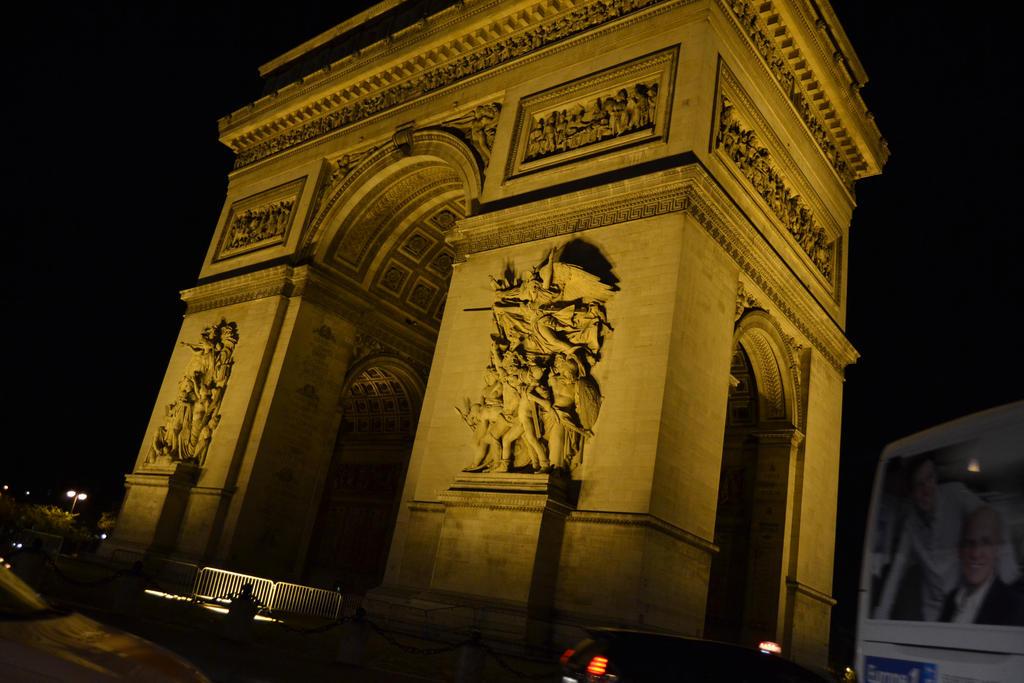 Arc de Triomphe by Mariestel