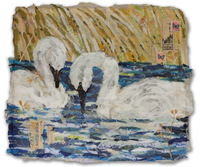 Two Swans by samlennon