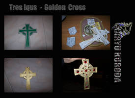 Tres Iqus - Trinity Blood       Golden Cross