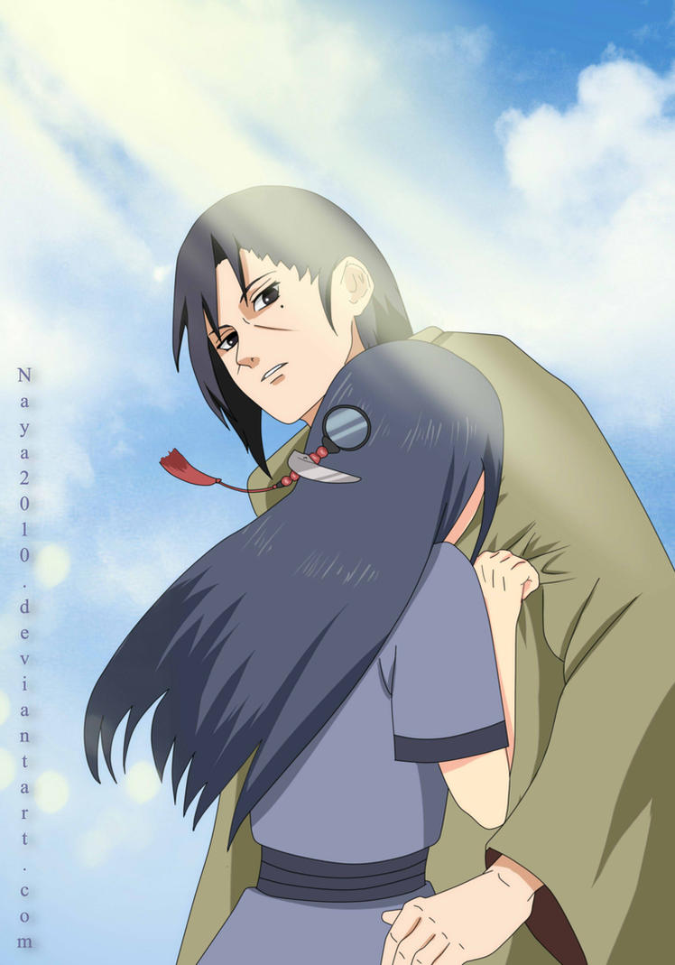Uchiha Ichio and Naya by Naya2010