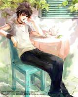 tea time by shel-yang