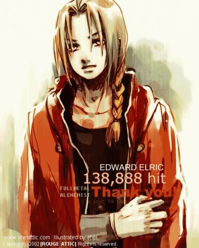 Full Metal-Edward Elric by shel-yang