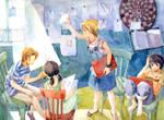 children in paradise IV