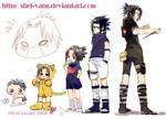 Sasuke Growing up