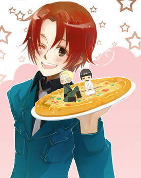 Italy - Axis Powers Hetalia