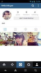 my instagram by shel-yang