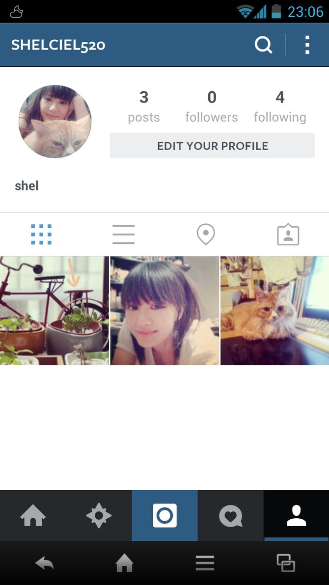 my instagram by shel-yang