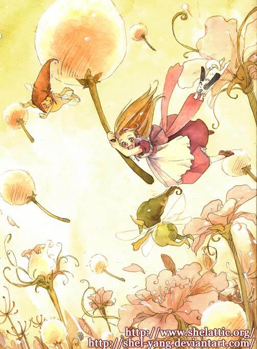 fairy land by shel-yang